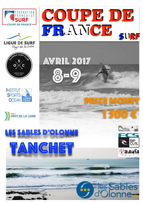 Cpe France surf 2017